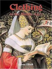 Clothing in the Middle Ages (Medieval World (Crabtree Hardcover))-ExLibrary