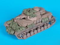 1/35 Resin WWII German Tank IV Stowage Set Unpainted QJ149
