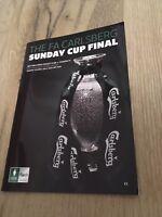 FA CARLSBERG SUNDAY CUP FINAL HETTON LYONS V CANADA FC SUNDERLAND APRIL 2012