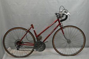1983 Panasonic Villager Vintage Touring Road Bike 48cm X-Small Steel USA Charity