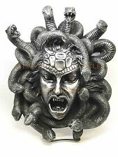 Greek Mythology Legend Villain Gorgon Medusa Wall Plaque Figurine Statue Large