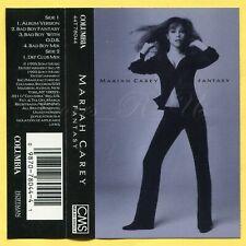 MARIAH CAREY~Fantasy~ RARE US 5Tk Maxi Cassette Single~CASSINGLE~Bad Boy REMIXES