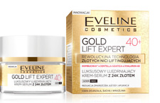 Eveline Gold Lift Expert Firming Cream-serum 40+ 24C Gold Day/Night 50ml