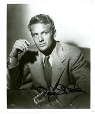 ROBERT STACK signed photo JSA