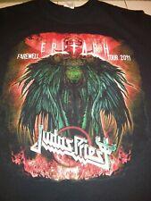Judas Priest 2011 Farewell Tour Epitaph Medium Shirt