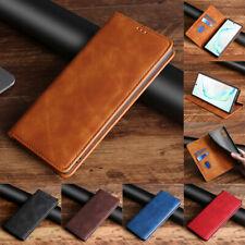 For Xiaomi Mi 10 Note 10 9 Pro SE Lite Case Magnetic Flip Wallet Leather Cover