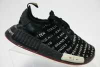 ADIDAS NMD Black Sz 5.5Y Kids Running Shoes