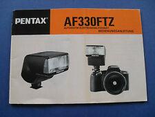 Pentax af330ftz manual de instrucciones, top!