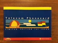 1989 Geelong Trial Edition - Telecom Phonecard - 1st Issue Pack - Mint
