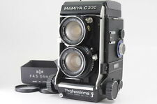 [NEAR MINT] Mamiya C330 Professional F w/ Sekor 55mm f/4.5 TLR from JP ac29668