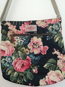 Cath kidston Oil Cloth messenger bag