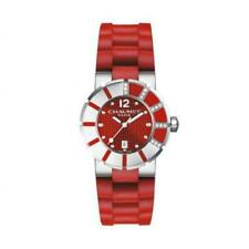 More details for chaumet ladies class one watch diamonds red