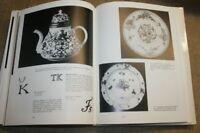 Sammlerbuch altes Europäisches Porzellan 150 Sammlerstücke Porzellanmarken 18.Jh