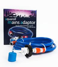 Genuine Aquaroll Mains Adaptor for Caravan