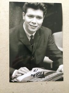 Cliff Richard -  Signed Printed Photo 6x4