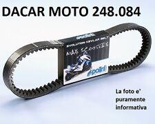 248.084 COURROIE VARIATEUR POLINI ITALJET : MILLENIUM 125 Carburateur