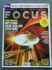 science and technology FOCUS Magazine sep 2017