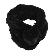 Fashion Women Whole Rabbit Fur Wrap Natural Scarves Soft Winter Warm Scarf Wrap