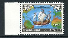 1992 - DJIBOUTI - LOTTO/19738 - SCOPERTA DELL'AMERICA 1v. - NUOVO