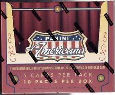 2015 Panini Americana Hobby Box - Factory Sealed!