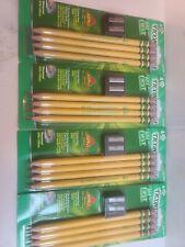 Ticonderoga My First 2 Beginners Pencils Lot Of 4 Sharpener New