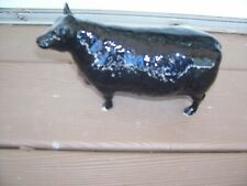 BESWICK ABERDEEN ANGUS COW #1563 LIMITED EDITION PORCELAIN FIGURINE