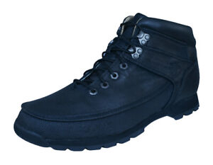 Timberland 96537 Euro Sprint EK Mens Leather Boots - Black