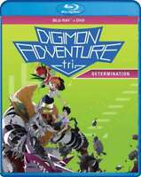 New: DIGIMON ADVENTURE TRI. - Determination (DVD + Blu-ray + Digital HD)
