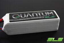 SLS QUANTUM Lipo 4000MAH 5S1P 18,5V 30C/60C mit XT-90 Stecker! Top-Lipo!