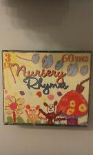 NURSERY RHYMES - 60 SONGS  -  3 CD
