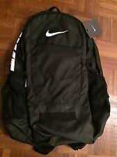 New Nike Trainers Training Gym Backpack Rucksack PE Black School Travel Bag
