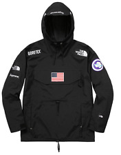 Supreme The North Face TNF Trans Antarctica Expedition GoreTex Pullover BLACK L