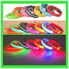LED Light Night Safety Pet Collar
