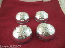 American Racing Wheels Silver Custom Wheel Center Caps Set of 4 #CS-148 #3599103