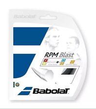 Babolat RPM blast Tennis String 17g 1.25mm Black 1x12m Set
