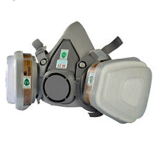 3M Dust Mask Gas Air Respirator Spray Paint Painting Airsoft N95 Chemical Filter