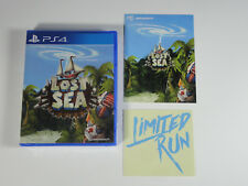 Limited Run Games LRG #12 Lost Sea PS4 Sony Playstation 4 sealed only 3000 made