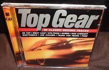 TOP GEAR - 36 Classic Driving Tracks (CD, 1994, 2-Disc)