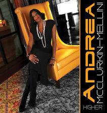 Andrea McClurkin-Mellini - Higher [New CD]