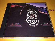TOWER OF POWER cd BACK ON THE STREETS hits ROCK BABY in due time NOWHERE TO RUN