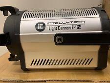 Intellytech Light Cannon F-165 DAYLIGHT LED Fresnel w/ DMX Silver edition