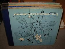 "NORMAN GRANZ jazz at philharmonic vol 4 ( jazz ) 10"" mercury - 3 x 78 - DSM -"