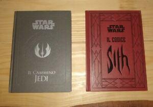 Libro Star Wars Il Cammino Jedi + Il Codice Sith