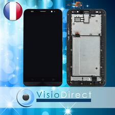 """Ecran tactile + LCD sur chassis pour Asus Zenfone 2 ZE551ML Z00AD 5.5"""" noir"""