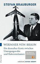 Wernher von Braun: Ein deutsches Genie zwischen Untergan... | Buch | Zustand gut