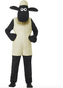 Shaun the Sheep Costume Adult Wallace & Gromit