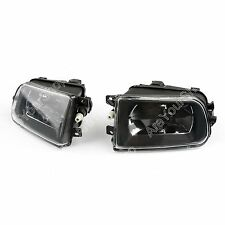 For 1995-1997 BMW E39 5-Serise Clear Lens Front Fog Lamp Light H7 55W