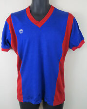 Camicia di Calcio retrò Palme proponevano soccer jersey vintage maglia vintage rosso 80 S 5 M Media