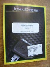Original John Deere Operators Manual -7210 7410 7510 Tractors- 1999