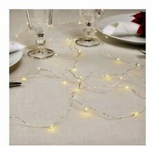 IKEA STRALA Mini LED Lighting Chain Ideal Home Weddings Restaurant Christmas ect